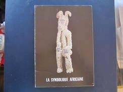 CATALOGUE VENTE -  LA SYMBOLIQUE AFRICAINE - CANNES 1976 - Magazines: Subscriptions
