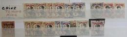 ### Vente Spéciale CHINE Départ 1 Euro ! Lot 6 -  Collection De Timbres De CHINE CHINA Colonie France TCHONG KING - Otros