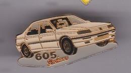 Pin's PEOGEOT 605 - Peugeot