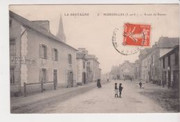26356 Mordelles Route De Rennes -6 Ed ? -Trochu- Cherel Marchands Fers Quincaillerie Enfant - France