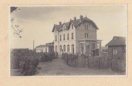 LE BLANC MESNIL : Halte De B. M. Côté Voies. Quadruplement Voies Plaine St Denis Le Bourget. Photo Originale - Trains