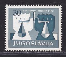YOUGOSLAVIE N°  771 ** MNH Neuf Sans Charnière, TB  (D2418) - 1945-1992 République Fédérative Populaire De Yougoslavie