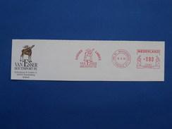 Ema, Meter, Eland, Moose - Stamps