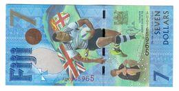 Fiji 7 Dollars Rugby UNC - Fidji