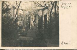 Wien - Heiligenstadt, Beethovendenkmal 1930 (002016) - Vienna
