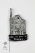 Bellesguard Antoni Gaudi Barcelona Pin Badge - Ciudades