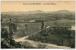 30   ENVIRONS DE BOISSON LE PONT D'AUZON - France