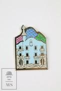 Casa Batllo Antoni Gaudi Barcelona Pin Badge - Ciudades