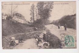 26365 Saint Pierre Quilbignon -le Lavoir Salette -5248 Villard -lavandiere - France