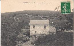 """1914 Royère - Creuse """" Moulin De La Planche Au Ramier """" - Aubusson"""