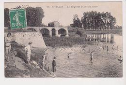 26366 CHELLES Baignade Moulin Brulé -22 ELD -enfant - Chelles