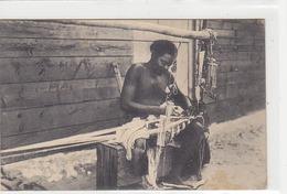 Somalia Italiana - Tessitore Indigeno - 1937       (A-60-140809) - Somalia