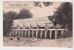 26368 Colonies Vacances Ecoles Publiques Rennes -chateau Carrefour Bouexiere Vieux Pont Romain - Rennes