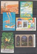 Brazil Brasil 1992,1993,2006,6 Blocks,fruit,christmas,swimming,art,see Scan,MNH/Postfris(C289) - Brazilië
