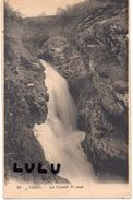 DEPT 19 : édit. Levy -Neurdein N° 80 : Gimel Les Cascades 1er Chute - France
