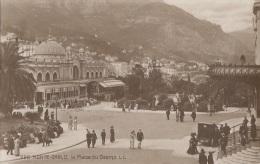 Monaco - Monte-Carlo - Place Du Casino - Monte-Carlo
