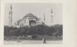 Turquie - Istanbul - Hagia Sophia - Carte-hoto Sainte-Sophie - Turchia