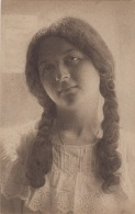 Israël - Portrait Of A Youg Lady - The Pearl Of Safed - 1921 Palestine - Israel