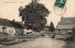 21 CREANCEY  La Place - Autres Communes