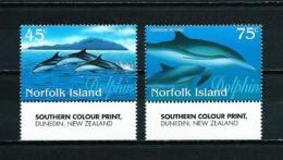 Norfolk  Nº Yvert  619/20  En Nuevo - Isla Norfolk