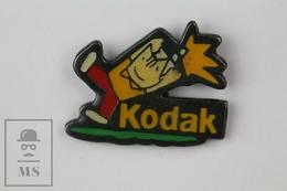 Barcelona 1992 Olympic Games Cobi Mascot - Kodak Advertising - Pin Badge - Juegos Olímpicos