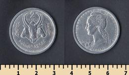 Madagascar 2 Francs 1948 - Madagascar