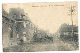 """GOUZEAUCOURT """"rue De Villers Guislain (59231) - France"""