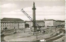 Darmstadt - Luisenplatz - Foto-AK 60er Jahre - Verlag Wilhelm Gerling Darmstadt - Darmstadt