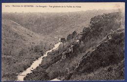 29 ERGUE-GABERIC Le Stangala, Vue Générale De La Vallée De L'Odet - Ergué-Gabéric
