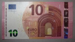 10 Euro V006E5 Spain Draghi Serie VA Perfect UNC - EURO