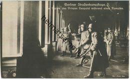 Strassenkämpfe In Berlin - Palais Des Prinzen Leopold - Handgranaten - Mitte