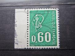 VEND BEAU TIMBRE DE FRANCE N° 1815a + BDF , XX !!! - 1971-76 Marianne De Béquet