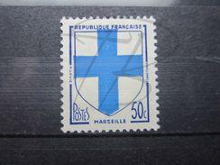 VEND BEAU TIMBRE DE FRANCE N° 1180 , CROIX DEBORDANT A GAUCHE , XX !!! - Variétés Et Curiosités
