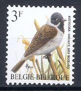 BELGIE * Buzin * Nr 2425 * Postfris Xx * TYPO PAPIER - WITTE GOM - 1985-.. Pájaros (Buzin)