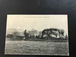 1218 - Plaine Des Rocailles à REIGNIER - Un Monolithe - 1905 Timbrée - Autres Communes
