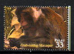 PALAU. N°1629F De 2000. Macaque. - Apen