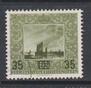 Yvert 288 Oblitéré - Liechtenstein