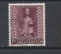 Yvert 352 Oblitéré - Liechtenstein