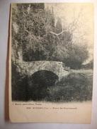 Carte Postal Hyeres (83) Pont De Roubeaud (CPA Dos Non Divisé Non Circulée ) - Hyeres