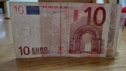 10 Euro Wim Duisenberg - N34025319579, F002D3 - EURO
