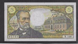 France 5 Francs Pasteur - 4-9-1969 - Fayette N° 61-11 - SUP - 5 F 1966-1970 ''Pasteur''