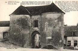 B 3129 - Joigny (89) - Joigny