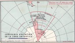 DESTACAMENTO NAVAL ORCADAS ANTARCTICA L'ARGENTINE CIRCA1980s EX COLECCION VOZNESENSKI TBE- BLEUP - Onderzoeksstations