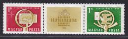 HONGRIE AERIENS N°  207 & 208 ** MNH Neufs Sans Charnière, TB  (D2427) - Poste Aérienne