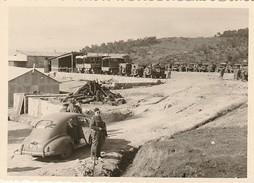 CHEURFA - Camp Du 13ème Dragons (  Photo 10,7 Cm X 7,7 Cm ) Rare - Algeria
