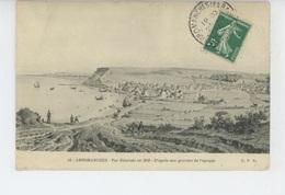 ARROMANCHES - Vue Générale En 1848 - D'après Une Gravure De L'époque - Arromanches