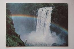 Victoria Falls, The Devil's Cataract, Zimbabwe - Old Postcard - Zimbabwe