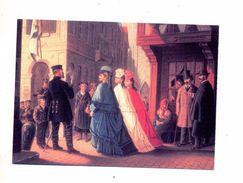 Carte Exposition Arte Marianne Et Germinia Theme Couleur Drapeau - History