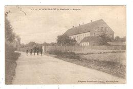 CPA Belgique ALVERINGEM Gasthuis Hospice Animation Bâtiments - Alveringem