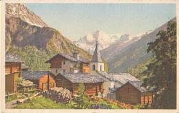 Suisse        889        La Sage.Pique D'Arolla - VS Wallis